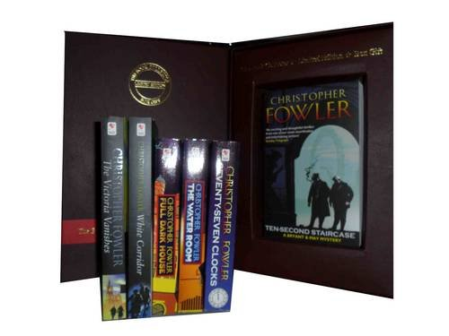 9781780813189: Christopher Fowler Collection: Seventy-seven Clocks, the Water Room, Full Dark House, Ten-second Staircase, White Corridor & the Victoria Vanishes