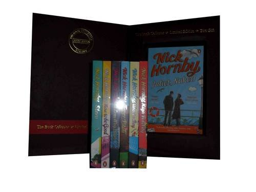 9781780813233: Nick Hornby Collection: Nick Hornby High Fidelity, Nick Hornby About a Boy, Nick Hornby Fever Pitch, Nick Hornby a Long Way Down, Nick Hornby How to be Good, Nick Hornby Slam