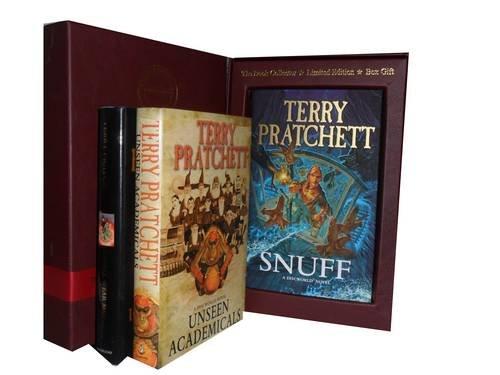9781780813387: Terry Pratchett Collection.: I Shall Wear Midnight, Unseen Academicals & Snuff