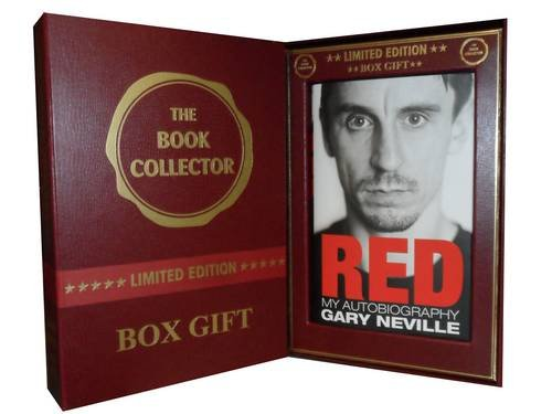 9781780814056: Red: My Autobiography Gary Neville Gift Box