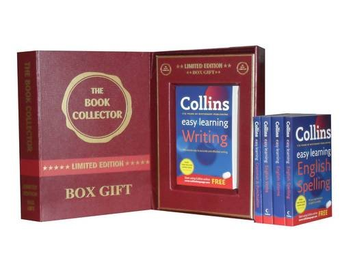 9781780814780: Collins Easy Learning Collection Set.: Grammar & Punctuation, English Idioms, English Spelling, Writing & English Verbs