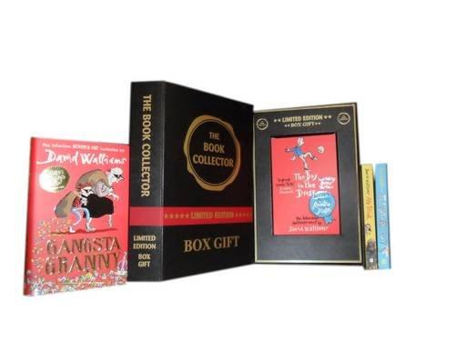 9781780815046: David Walliams Collection: Boy in the Dress, Mr Stink, Billionaire Boy & (hardcover) Gangsta Granny