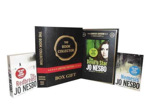 9781780815398: Jo Nesbo Collection: Devil's Star, Nemesis & the Redbreast