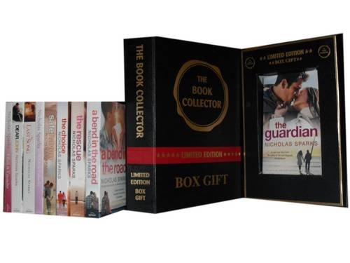 9781780816388: Nicholas Sparks Collection 9 Books Set. (Dear John, Nights in Rodanthe, the Last Songs, a Walk to Remember, the Guardian, a Bend in the Road, the Rescue, the Choice & Safe Haven)