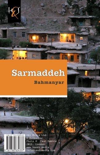 9781780834337: Sarmaddeh (Persian Edition)