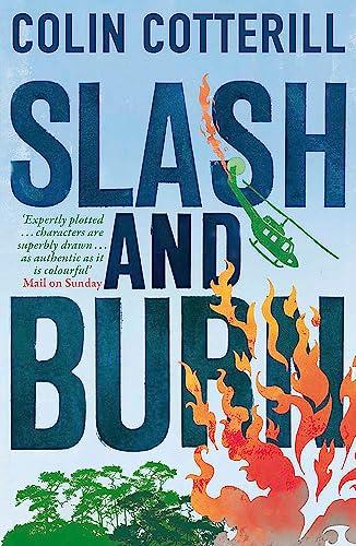 9781780870960: Slash and Burn (Dr Siri)