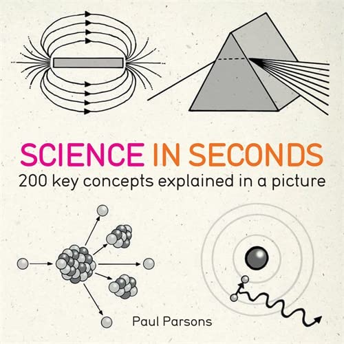 9781780871448: Science in Seconds: 200 Key Concepts Explained in an Instant