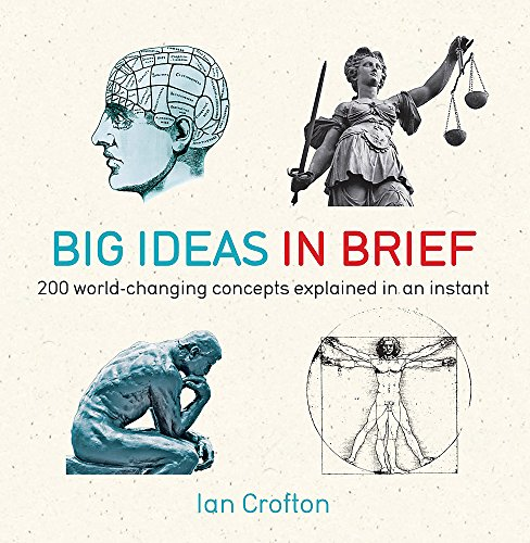 9781780871455: Big Ideas in Brief: 200 World-Changing Concepts Explained In An Instant (IN MINUTES)