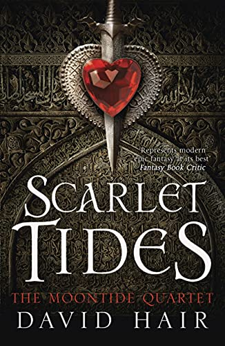 9781780872018: Scarlet Tides: The Moontide Quartet Book 2