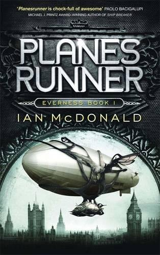 9781780876658: Planesrunner: Book 1 of the Everness Series