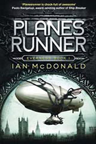9781780876672: Planesrunner: Book 1 of the Everness Series