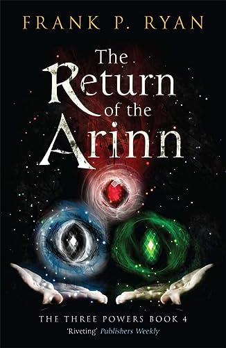 9781780877426: The Return of the Arinn (Three Powers Quartet)