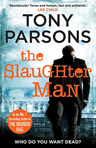 9781780892351: The Slaughter Man (DC Max Wolfe)