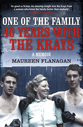 9781780894027: One of the Family: 40 Years with the Krays