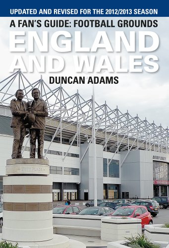 9781780910710: A Fan's Guide: Football Grounds England and Wales 2012