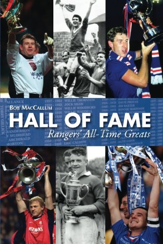 Hall of Fame: Rangers' All-Time Greats: MacCallum, Bob