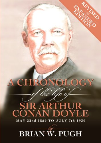 9781780922850: A Chronology of Arthur Conan Doyle - Revised and Expanded Edition