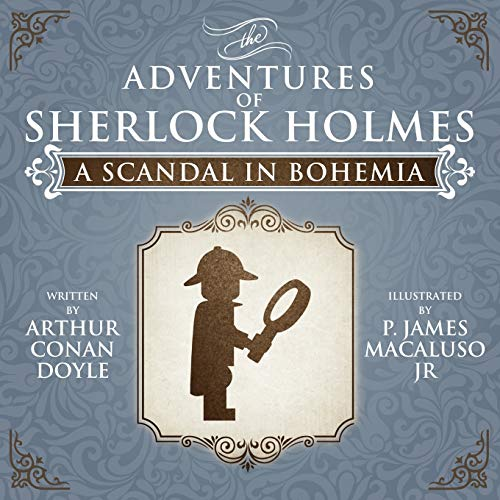 9781780926049: A Scandal in Bohemia - Lego - The Adventures of Sherlock Holmes