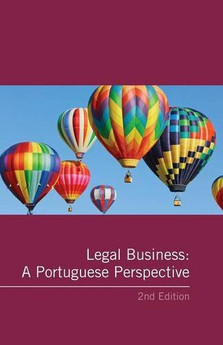 9781780928418: Legal Business: A Portuguese Perspective - 2nd Edition