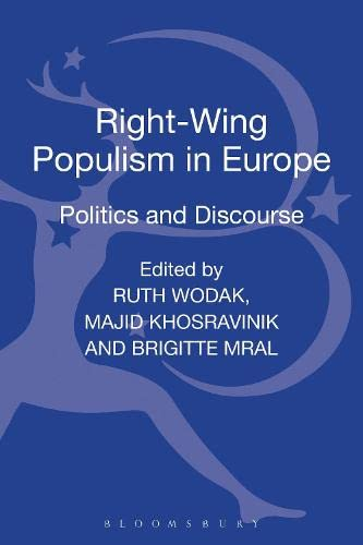 9781780932323: Right-Wing Populism in Europe: Politics and Discourse