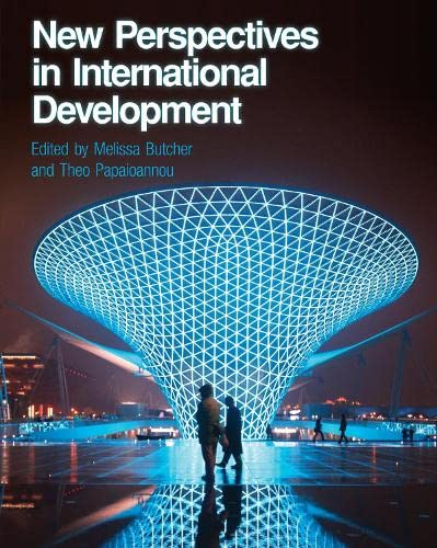 New Perspectives in International Development: Melissa Butcher and