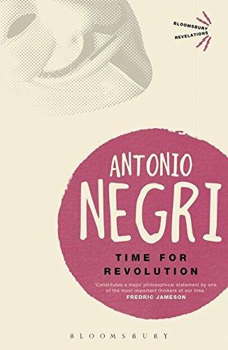 9781780936093: Time for Revolution (Bloomsbury Revelations)