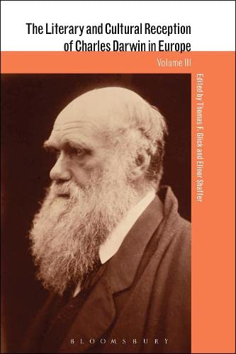 9781780937465: The Literary and Cultural Reception of Charles Darwin in Europe (The Reception of British and Irish Authors in Europe)