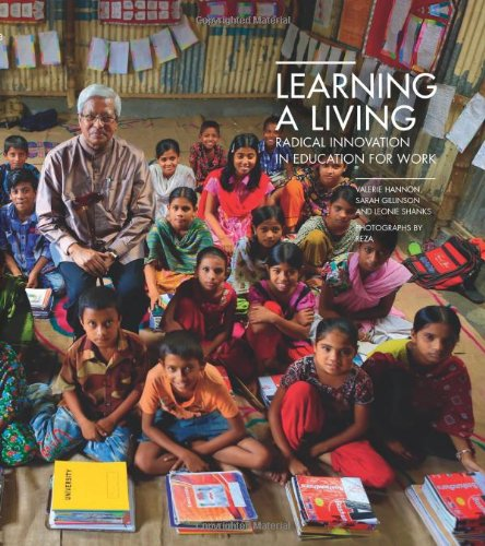9781780937540: Learning a Living: Radical Innovation in Education for Work