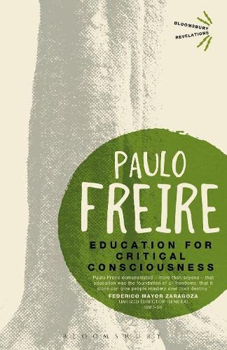 9781780937816: Education for Critical Consciousness (Bloomsbury Revelations)