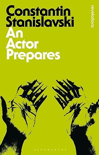 9781780938431: Actor Prepares (Bloomsbury Revelations)