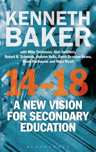 14-18 - A New Vision for Secondary: Baker, Kenneth; Tomlinson,