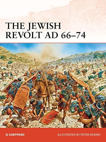 9781780961835: The Jewish Revolt AD 66–74 (Campaign)