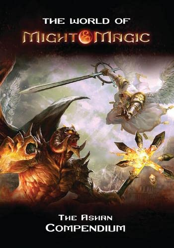 9781780968643: The World of Might and Magic: The Ashan Compendium (Dark Osprey)
