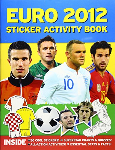 Euro 2012 Sticker Activity Book: ITV Network Ltd.