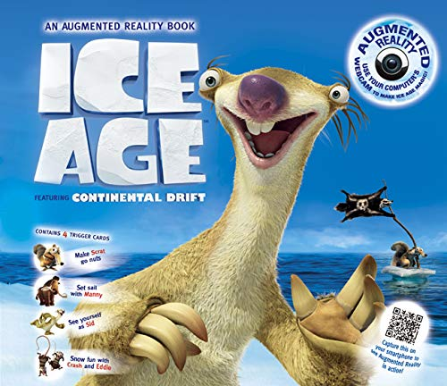 9781780970387: Ice Age: An Augmented Reality Book