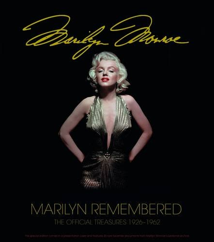 9781780970905: Marilyn Remembered: The Official Treasures