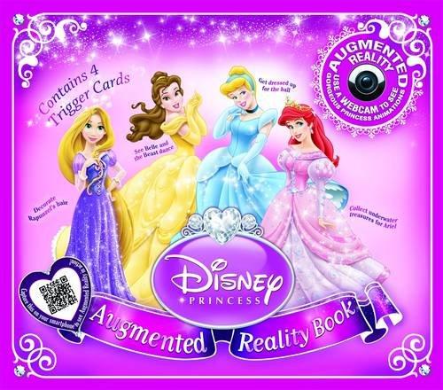 9781780970974: Disney Princess: An Augmented Reality Book