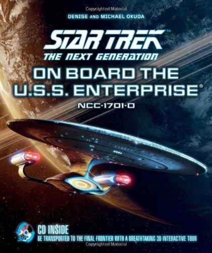 9781780971063: Star Trek: The Next Generation: on Board the U.S.S. Enterprise