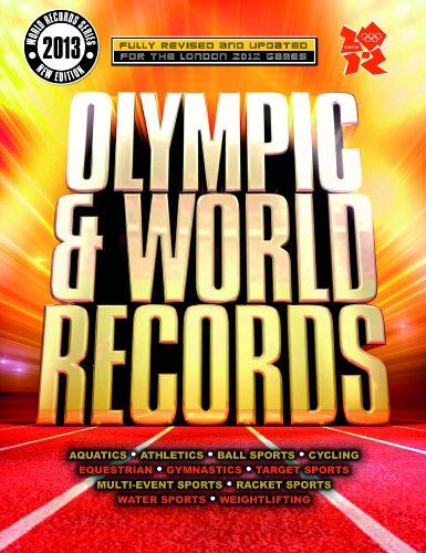 9781780971179: L2012 Olympic Games World Records