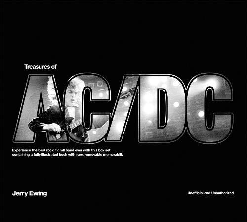 9781780971216: Treasures of AC/DC
