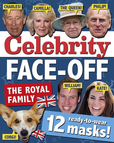 Celebrity Face-off: The Royals: 12 Ready-to-wear Masks: Not applicable