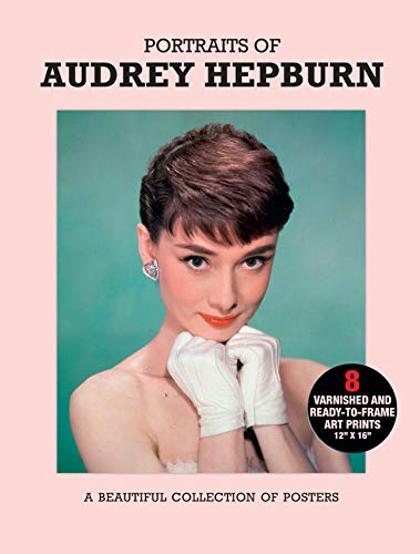 9781780971483: Poster Pack: Portraits of Audrey Hepburn: A Beautiful Collection of Posters