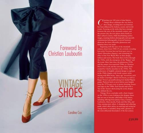 9781780971605: Vintage Shoes: Collecting and Wearing Designer Classics