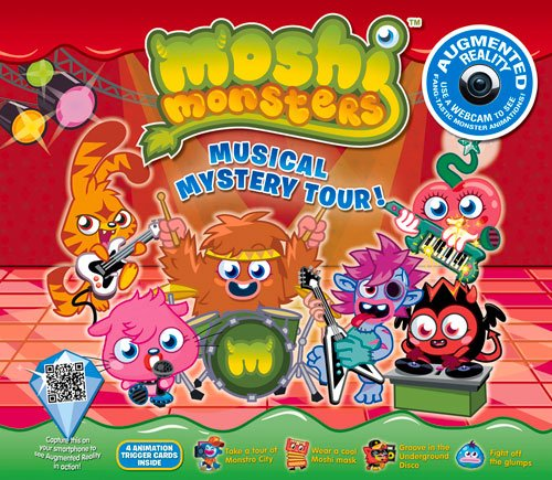 Moshi Monsters Musical Mystery Tour: An Augmented: Mind Candy Ltd.