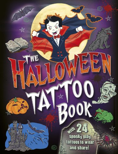 9781780971858: The Halloween Tatto Book