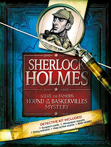 9781780971865: Solve the Famous Hound of the Baskervilles Mystery - Sherlock Holmes