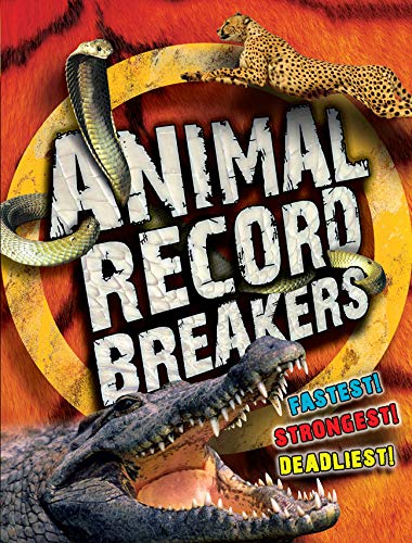 Animal Record Breakers: Parker, Steve