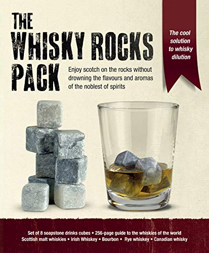 The Whisky Rocks Pack: The Cool Solution to Whisky Dilution (1780972318) by Jim Murray