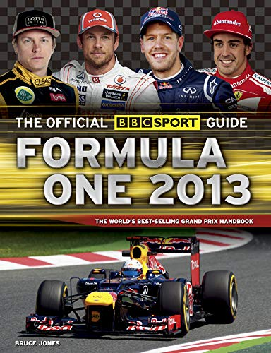 9781780972442: The Official BBC Sport Guide: Formula One 2013