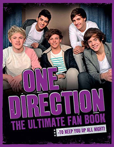 9781780972497: One Direction: The Ultimate Fan Book